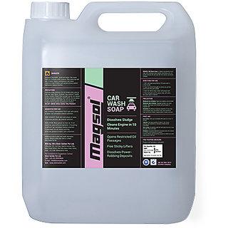 Magsol Car Wash Soap 5LTR
