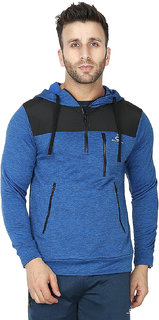 Built Natural Hoodie Sweatshirt For Men Long Sleeve Pullover Tops Fleece with Pocket