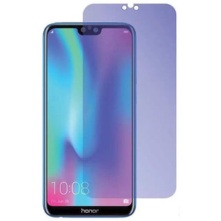 Wondrous Premium Anti Blue Ray Tempered Glass, Screen Protector For Honor 9N