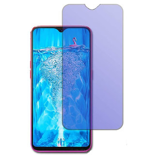 Wondrous Premium Anti Blue Ray Tempered Glass, Screen Protector For Realme U1