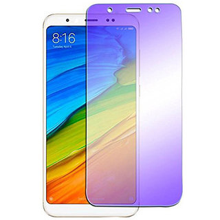 Wondrous Premium Anti Blue Ray Tempered Glass, Screen Protector For Redmi Note 5