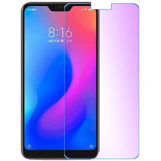 Wondrous Premium Anti Blue Ray Tempered Glass, Screen Protector For Realme U1