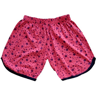 CH FASHION Printed Boxer Shorts For girls and women