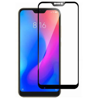 REDMI 6 PRO Full Tempered Glass 6D, Ultra Clear, Zero Bubbles, Sensitive EZ448-REDMI 6 PRO