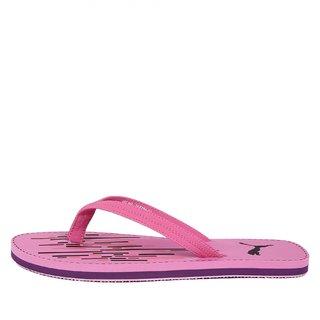 Buy Puma Women s Pink Pace IDP Flip Flop Online   ₹751 from ShopClues 36b70db42