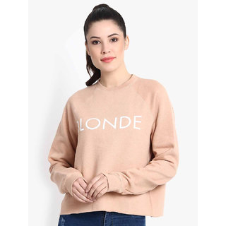 Kotty Women's Grey Sweatshirts
