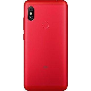 Redmi Note 6 Pro  Red, 64  GB   4  GB RAM