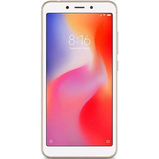 Redmi 6A (Black, 16 GB)  (2 GB RAM)