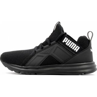 a4743e3bba75a2 Buy Puma Men s Black Enzo Weave Running Shoes Online   ₹5169 from ShopClues