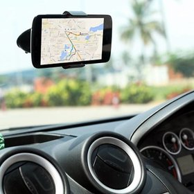 Tathastu Universal 360  Degree Rotable Car Mobile Holder