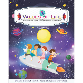 values of life book 6