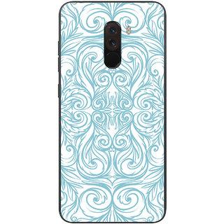 wholesale dealer 8a7e3 ad318 PEEPAL Xiaomi Poco F1 Designer & Printed Case Cover 3D Printing Art Multi  Colour Design