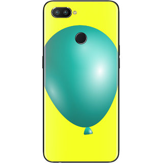 PEEPAL Oppo Realme 2 Pro Designer & Printed Case Cover 3D Printing Balloon Design