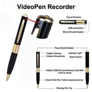 Mini Camera Spy cam Pen HD 1280x960 Hidden Camera