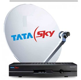 TataSky SD Connection with one month South Speical Pack