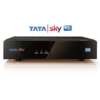 TataSky HD Multi TV Connection With One month Secondery PACK