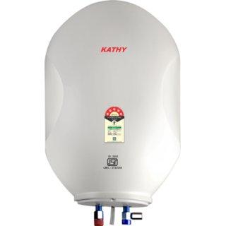 KATHY 10 L Storage Water Geyser (Ivory 10Ltr Abs)