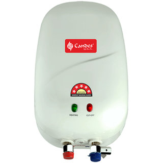Candes 1 L Instant Water Geyser (Ivroy 1ABS)