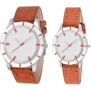True Colors  DJ786 Made For Each Other Fresh Couple Combo With 1 YEAR WARRANTY Watch - For Men  Women