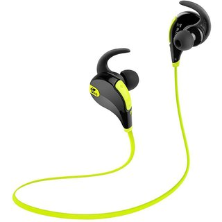 Callmate QY7 Jogger Bluetooth Headset - Green