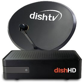 DishTV HD Connection- All India with 1 Month Swgate HD Pack