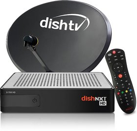 Dish TV NXTHD Connection- Welcome Pack 1 Month (WestBangal)