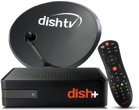Dish TV SD Connection- New Super  Family Pack 1 Month