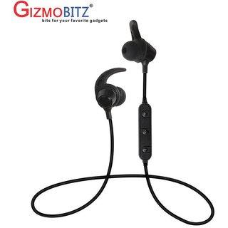 Gizmobitz H 27 Smart Jogger Bluetooth Headset - Black