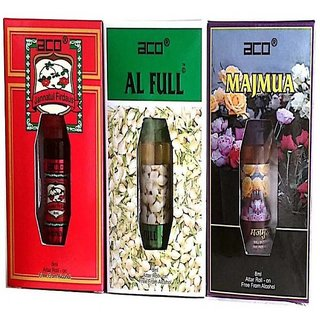 Exilant Fragrance Rollerball(pack of3)