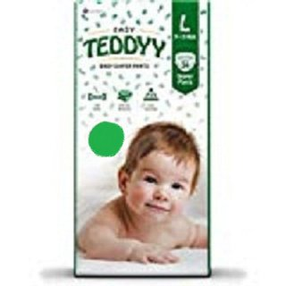 Teddyy Baby Easy Large Diaper Pants (Pack of 34)