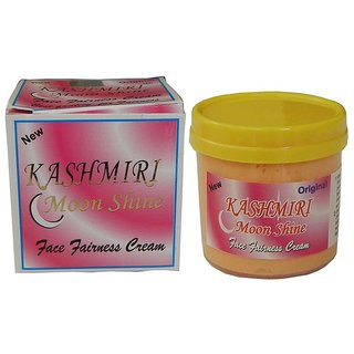 Kashmiri Moon Shine cream For Skin Whitening And Glowing 3 Pack