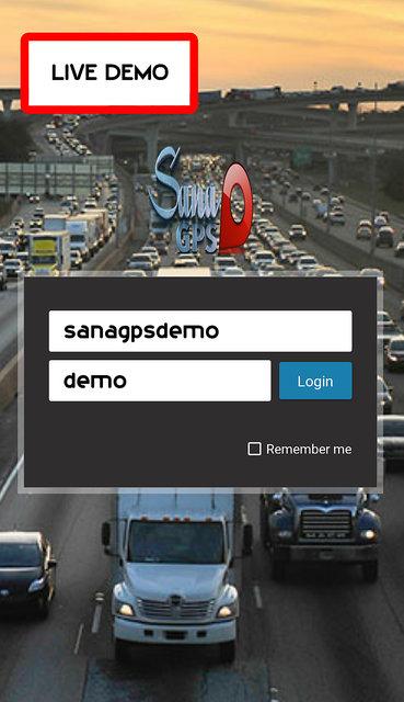 Sana ET300 GPS Tracker with Server and Sim for Bike,Car,Bus,Truck Etc