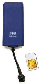 Sana BW08 GPS Tracker with Server and Sim for Bike,Car,Bus,Truck Etc