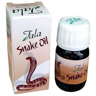 Tala Herbal Snake Oil To Controal Hairfall And Regrowth 1 Pack