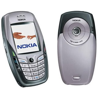 NOKIA 6600 refurbished (1 Year WarrantyBazaar Warranty)