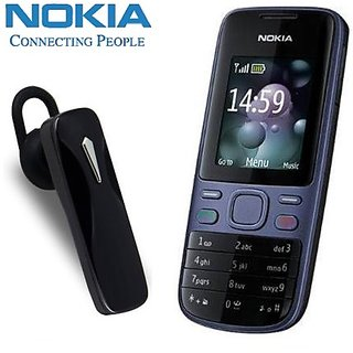 Nokia 2690 / Good Condition / Certified Pre Owned (6 months Warranty) with  Bluetooth Headset
