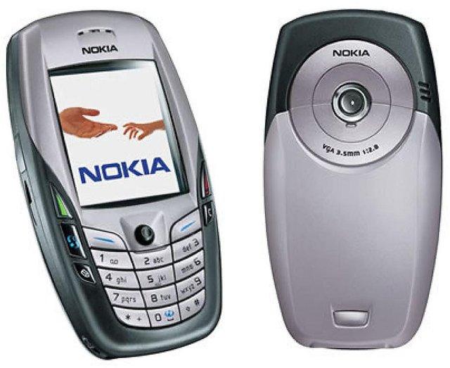 NOKIA 6600 refurbished (1 Year WarrantyBazaar Warranty)