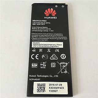 Huawei Honor 4A Battery HB4342A1RBC 2200mAh Battery For Huawei Honor 4A SCL-TL00 SCL-AL00 CL00.