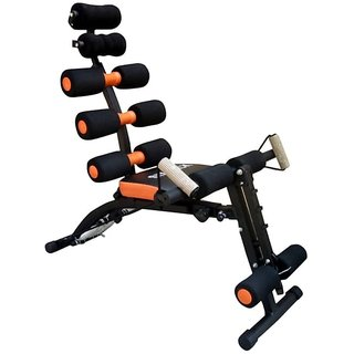 Six Pack Gym  Ab Care Abs Exerciser Complete Home Gym Fitness Equipment Cruncher Workout Machine