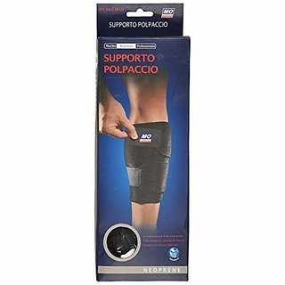 IRIS Calf Support Brace Adjustable Shin Splint Compression Sleeve