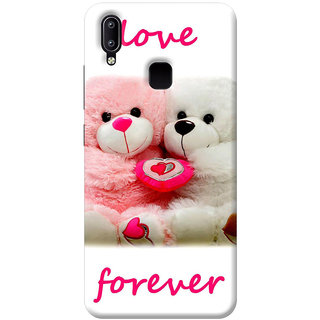 FurnishFantasy Mobile Back Cover for Vivo Y95 (Product ID - 0869)