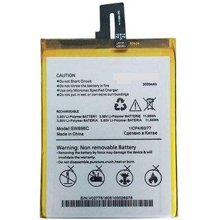 100% Original Micromax Battery for Q382 Micromax Canvas Juice 4 3000 mAh