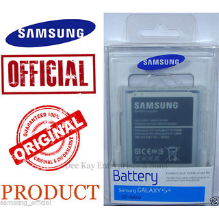 Buy Samsung EB-B600BECIN Battery 2600MAH For Samsung Galaxy S4 GT-I9500 Online @ ₹1199 from ShopClues