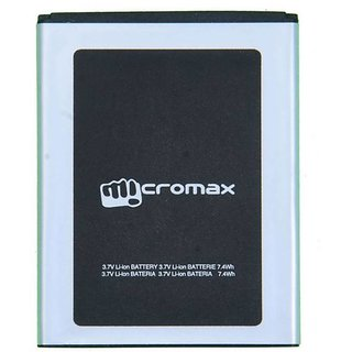 Micromax Vdeo 2 Q4101 Li Ion Polymer Replacement Battery by Snaptic