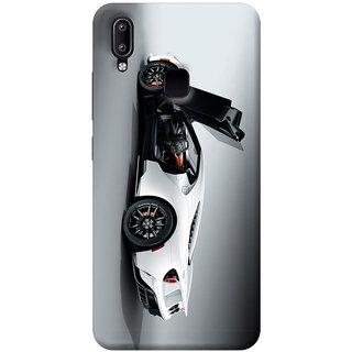 FurnishFantasy Mobile Back Cover for Vivo V5s - Design ID - 1849