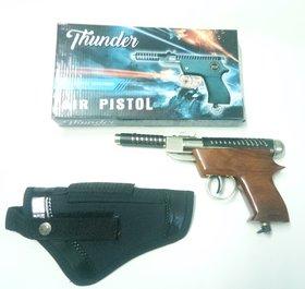 Jain Gift Gallery Thunder Air Gun Free 200 Pellets 1 Cover For Boys