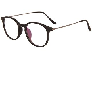 Ivy Vacker Transparent Round Eyeglass