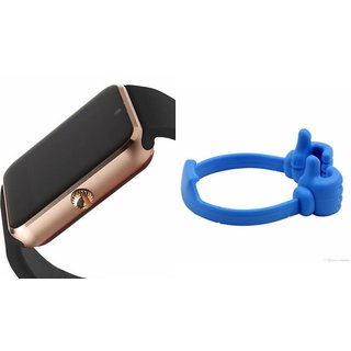 YSB GT08 Smart Watch & Mobile Stand (Ok Stand) for GIONEE DREAM D1