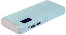 Hobins TLWP Fast Charge 20000 Mah Power Bank (Blue)