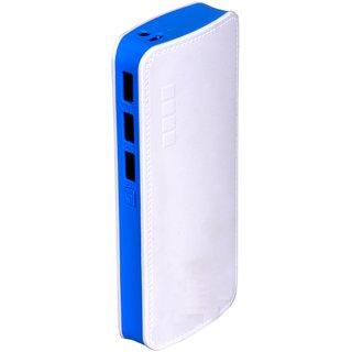 Hobins P6 Fast Charge 20000 Mah Power Bank (Blue)